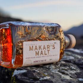 Isle Of Raasay Celebrates Scots Makar With Whisky photo