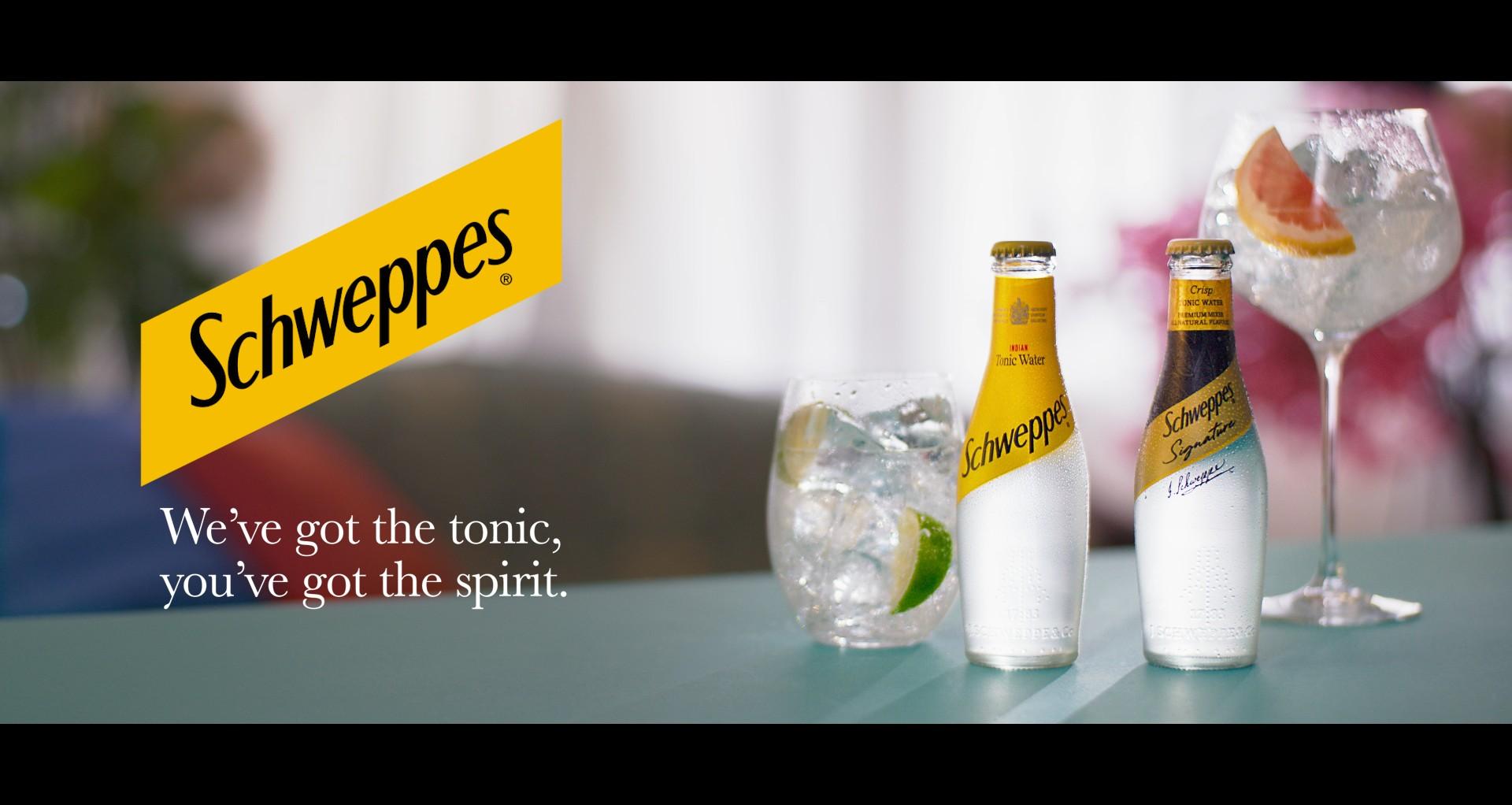 Coca-cola Kicks Off Multi-million Pound Schweppes Campaign photo