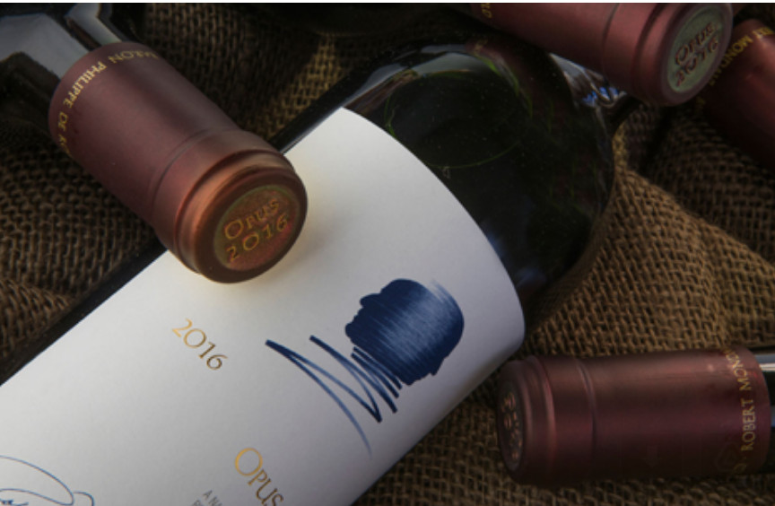 Frenchy's Wine Road: A Special Tasting Of Opus One photo