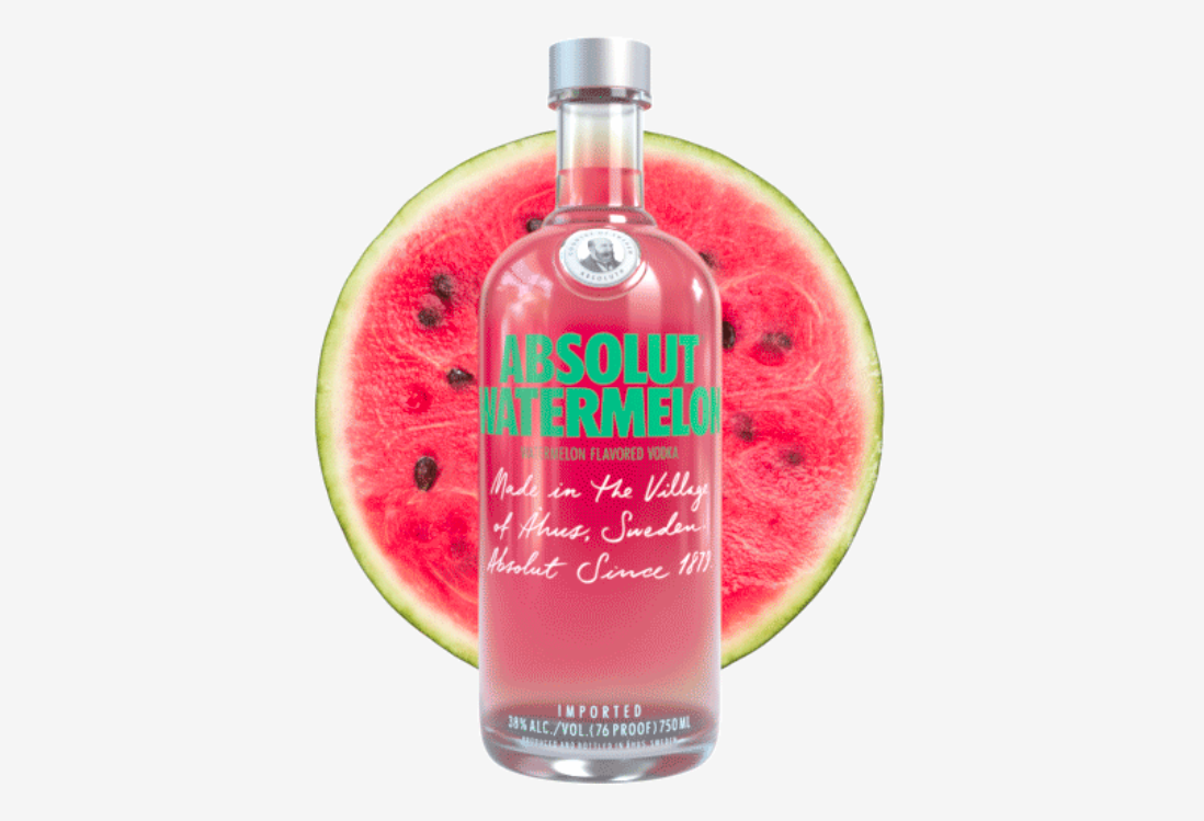 Malibu Rum And Absolut Vodka Launch New Watermelon Flavors photo