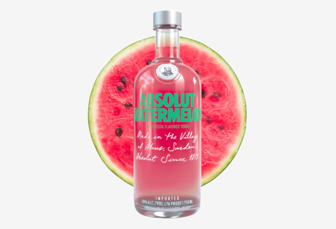 Malibu Rum And Absolut Vodka Launch New Watermelon Flavors photo