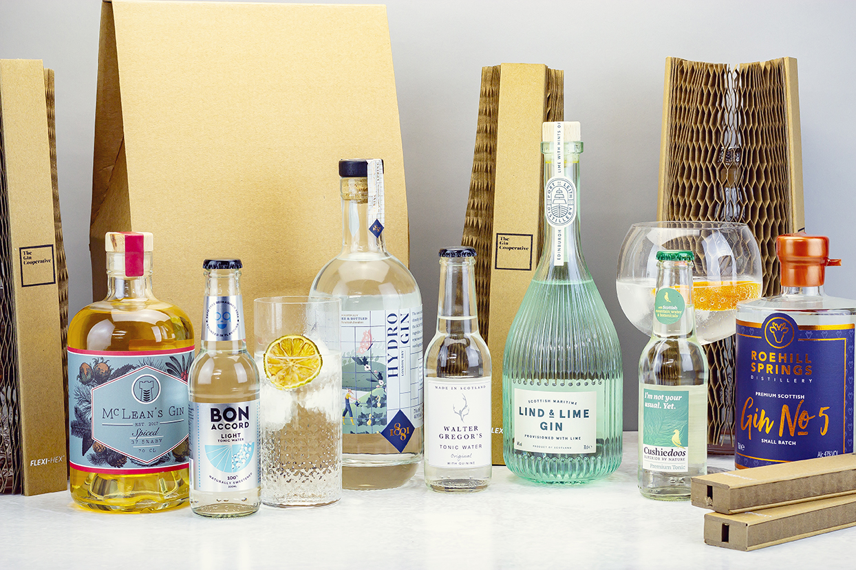 The Gin Cooperative Launches Scottish Gin Subscription Service photo