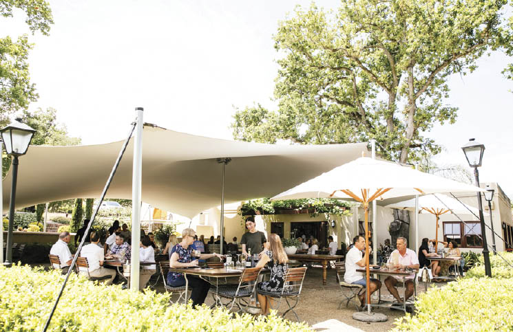 The Kleine Zalze Restaurant photo