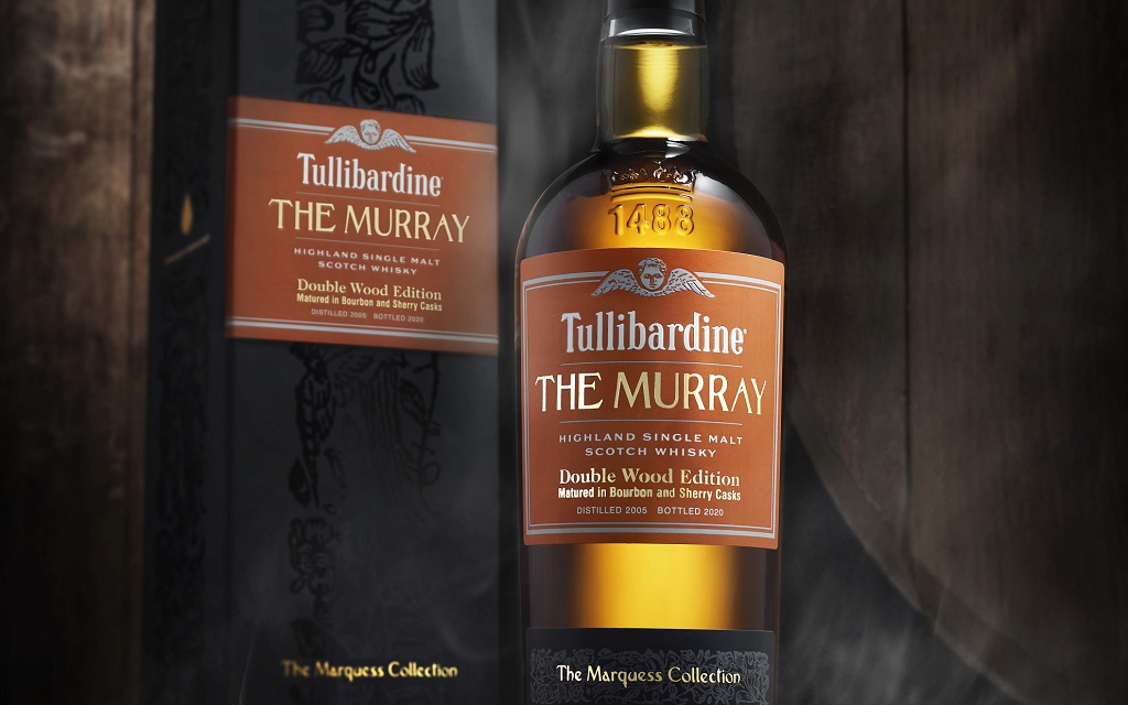 Tullibardine Reveals The Murray Double Wood Edition photo