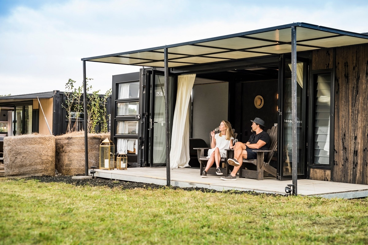 Victoria's Wine Down Pop-up Hotel Lets You Sleep Amongst The Vines photo