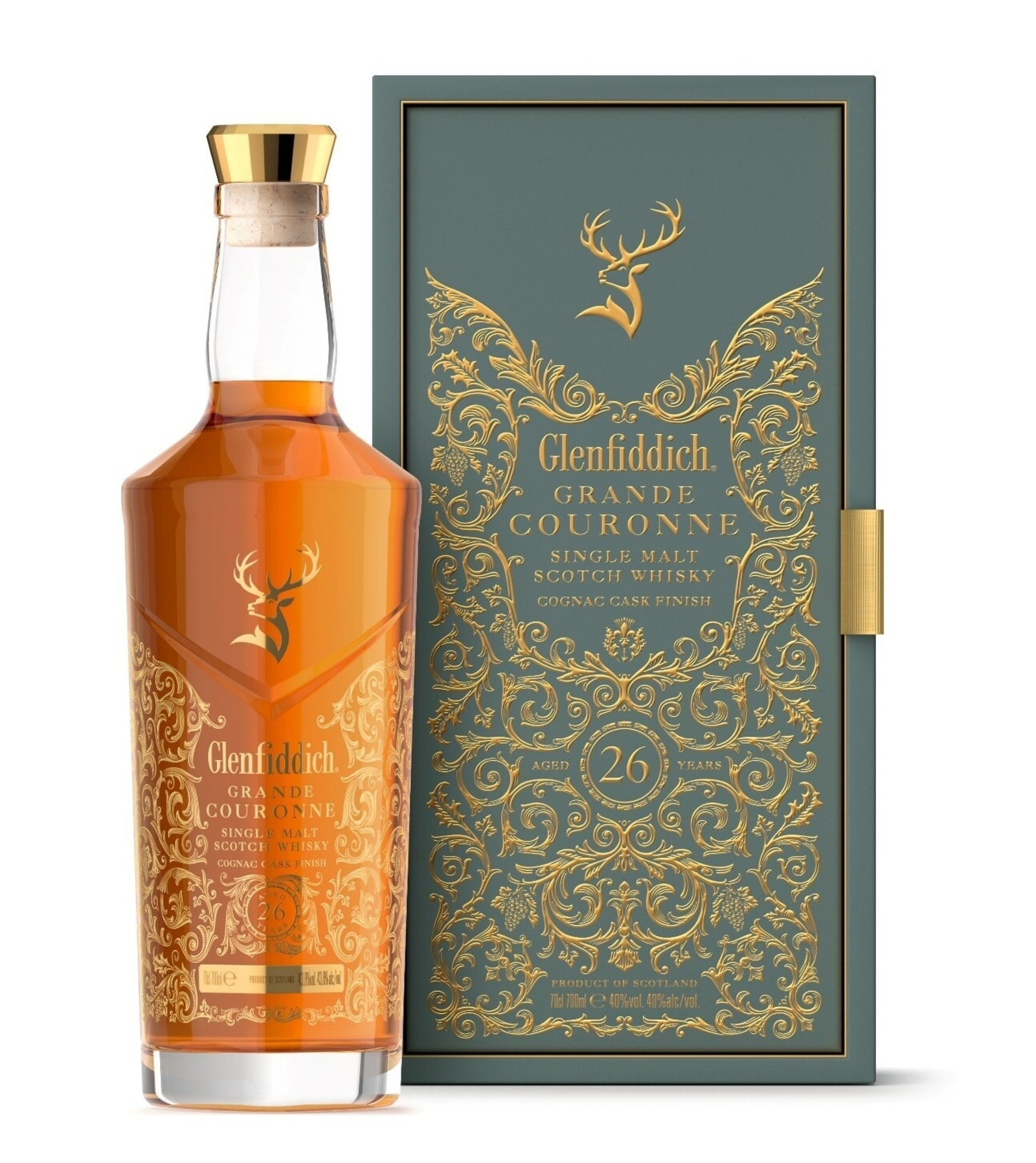 Glenfiddich Unveils Opulent New Addition To The Grand Series photo