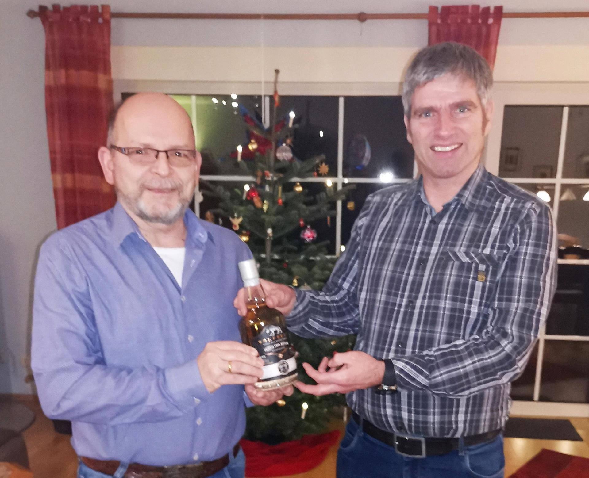 Thurso Lifeboat Station Tastes Success From Sale Of Rare Whisky Bottle photo