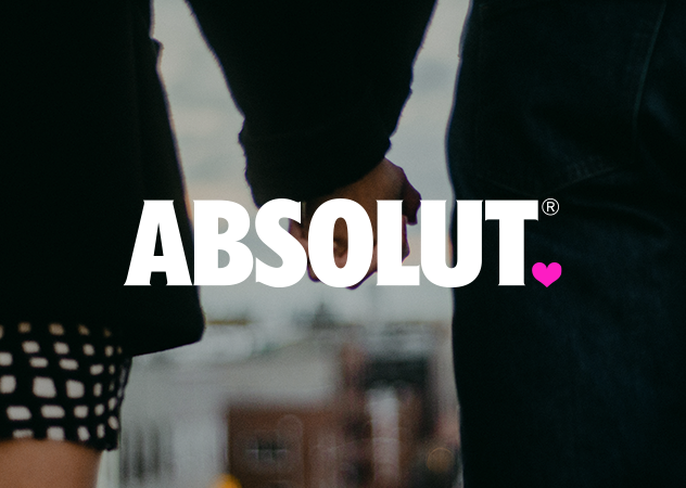 Young Hero Serves Up Drink Responsibly, #loveresponsibly Campaign For Absolut Vodka photo