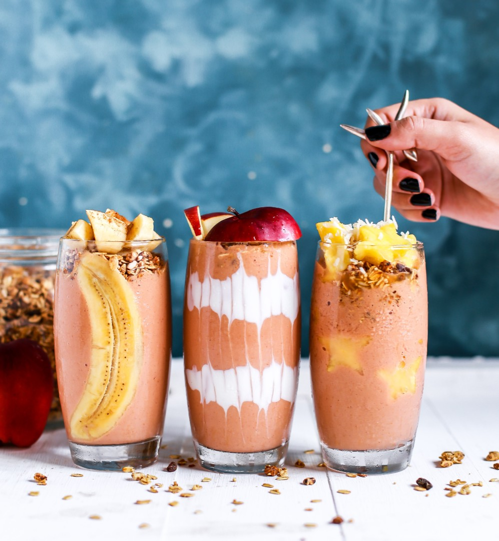 Why Homemade Smoothies Are Better Than Those Off The Shelf photo