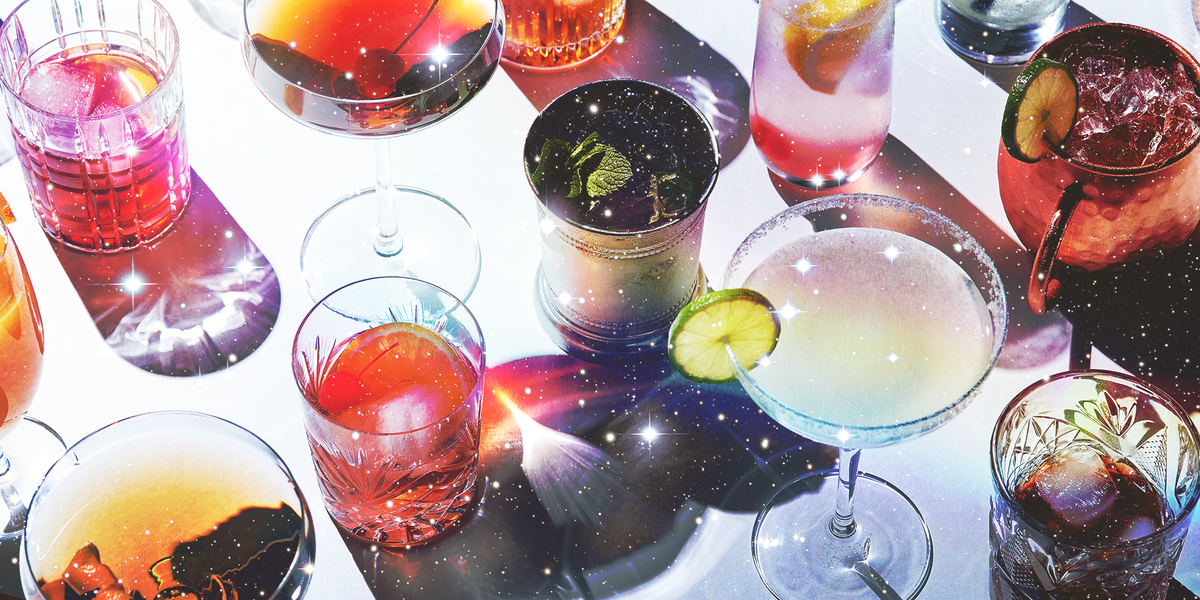 The Best Cocktails To Drink In 2021 Based On Your Zodiac Sign photo