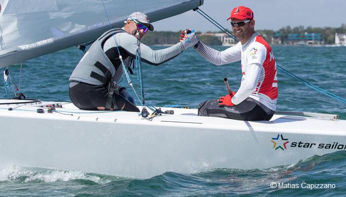 Winners Chug Bacardi In Miami >> Scuttlebutt Sailing News photo