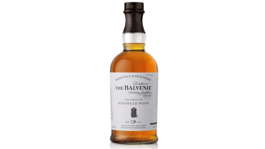 Balvenie Edge Of Burnhead Wood 19 Year Single Malt Scotch Review photo