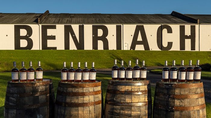 New Benriach Cask Edition Collection Contains 19 Single Malt Expressions photo