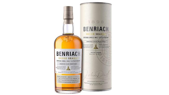 Benriach Distillery Releases Smoke Season, A Double Cask Peated Single Malt photo