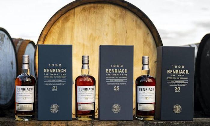Benriach Brings Forward A Trio Of Ultra Premium Scotch Single Malts photo