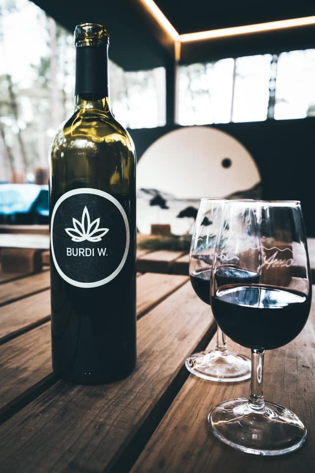 France Produces Its First Cannabis Wine Made In Bordeaux photo