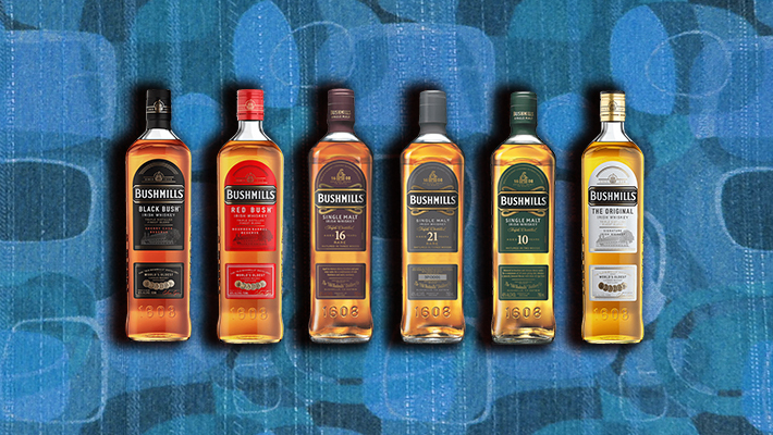Ranking The Core Bottles Of Bushmills Irish Whiskey photo