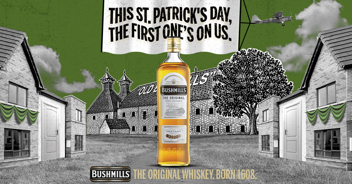 Why Bushmills Is The Irish Whiskey You Should Be Drinking This St. Patrick's Day photo