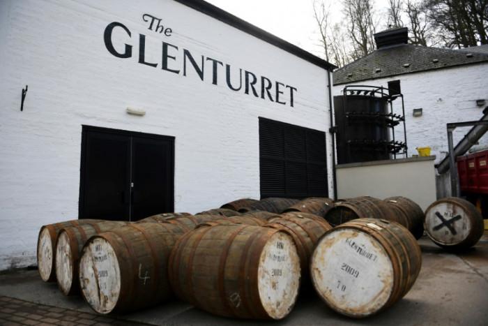 Scottish Distillery Looks To History To Lift Spirits photo