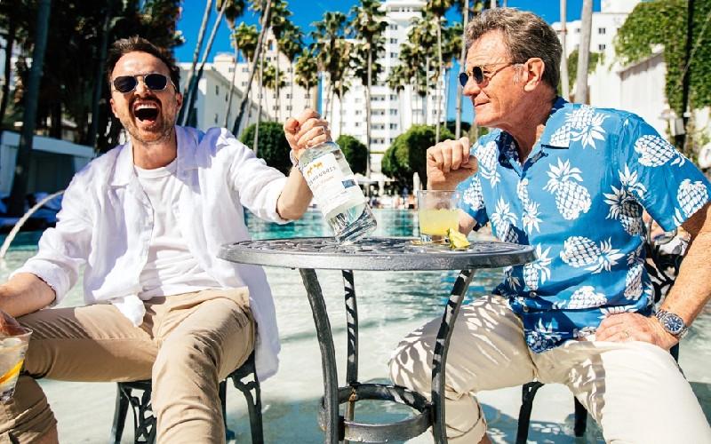 Celebrity Booze Brands photo