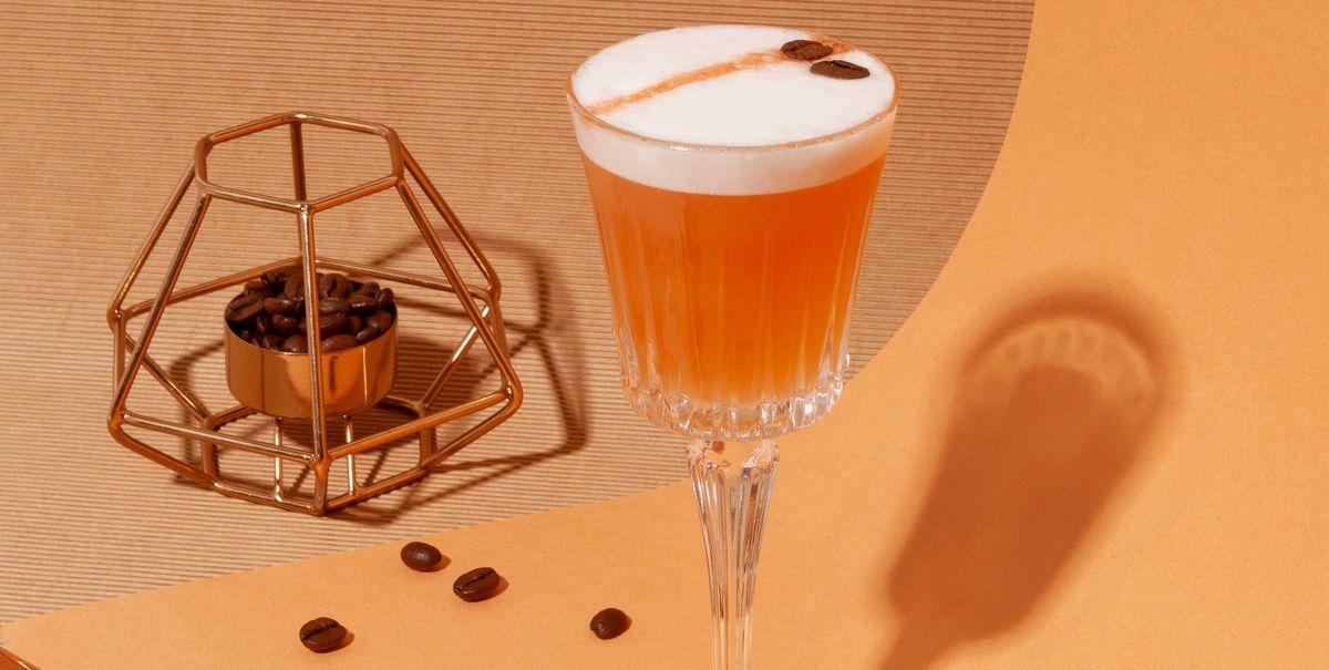 How To Make An Espresso Margarita photo