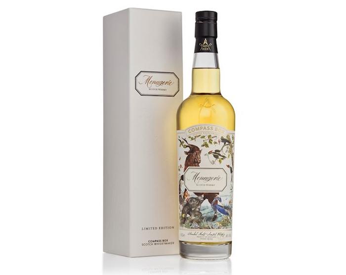"Independent Scotch Bottler Compass Box Releases A ""wilder Side"" Blended Malt photo"
