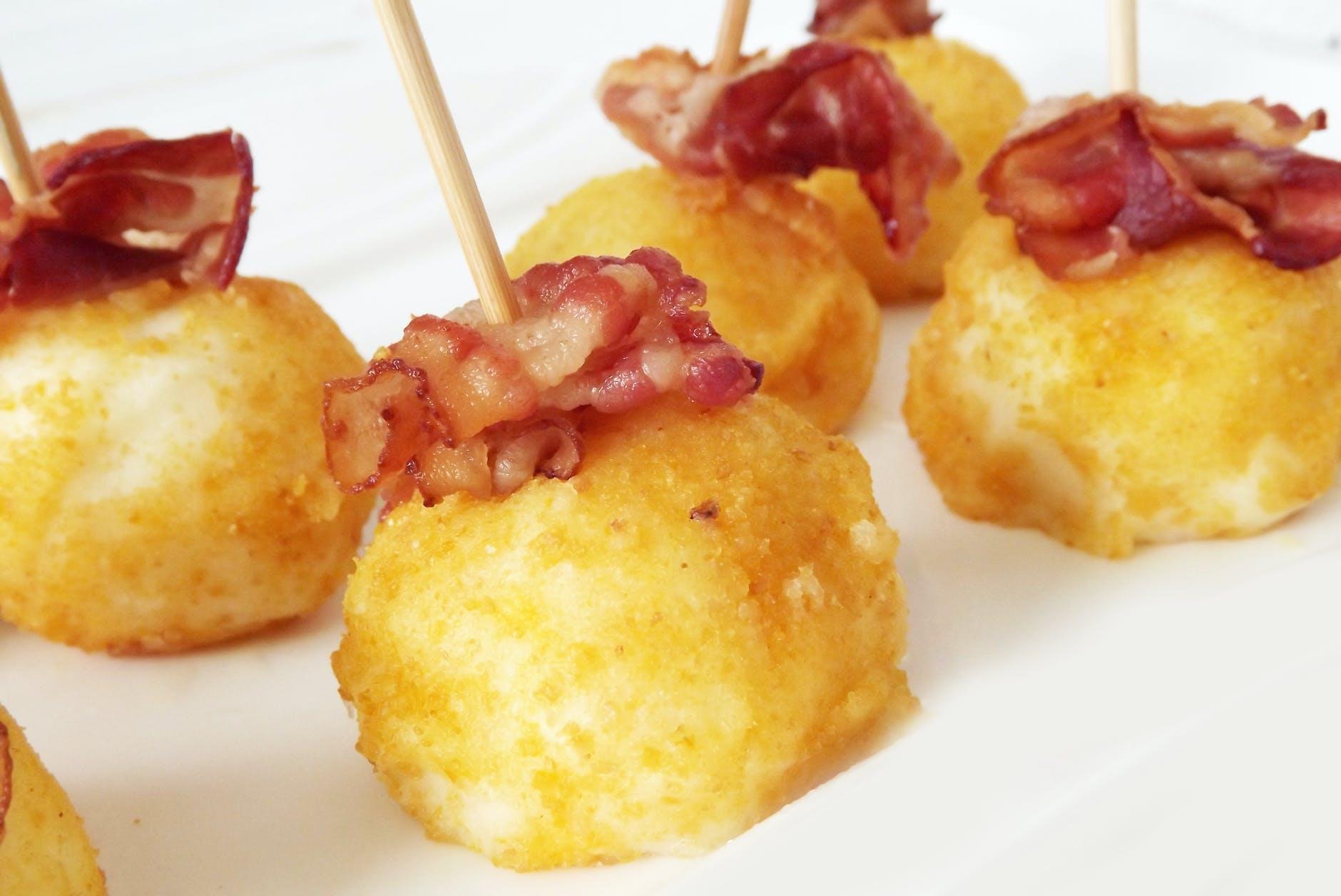 Bacon Balls With Sweet Potato photo