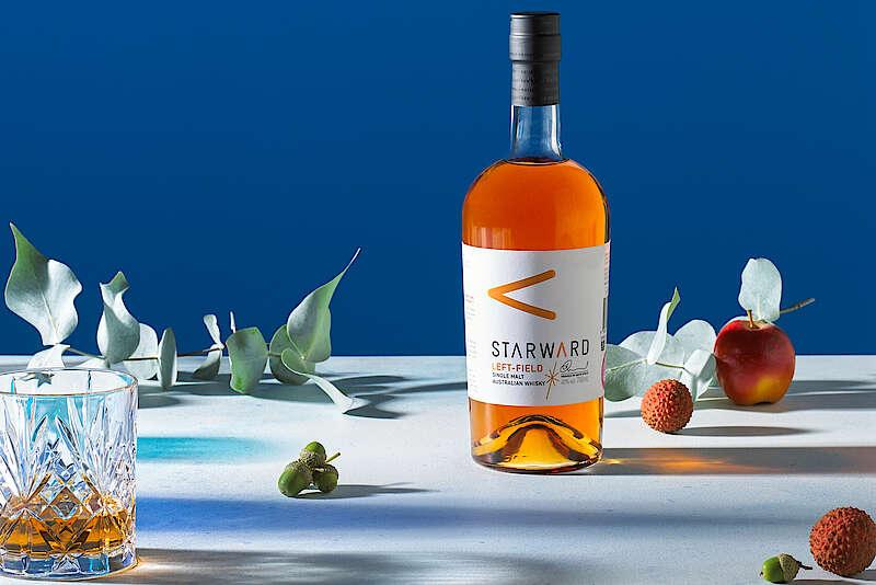 Starward Left-field: Fully Matured In Red Wine Casks photo