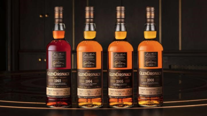Tasting: Four Single Malts From The Glendronach Cask Bottling Batch 18 photo