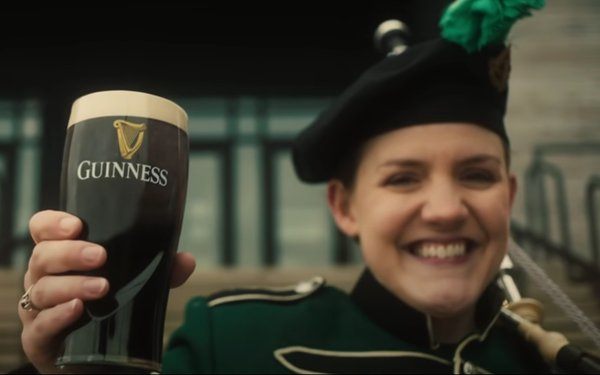 Marketing Daily: Guinness Puts Irish Smile On For St. Paddy's Day Pandemic Part Ii photo