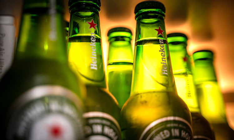 Heineken Undertakes Huge Sustainable Bottle Trial photo