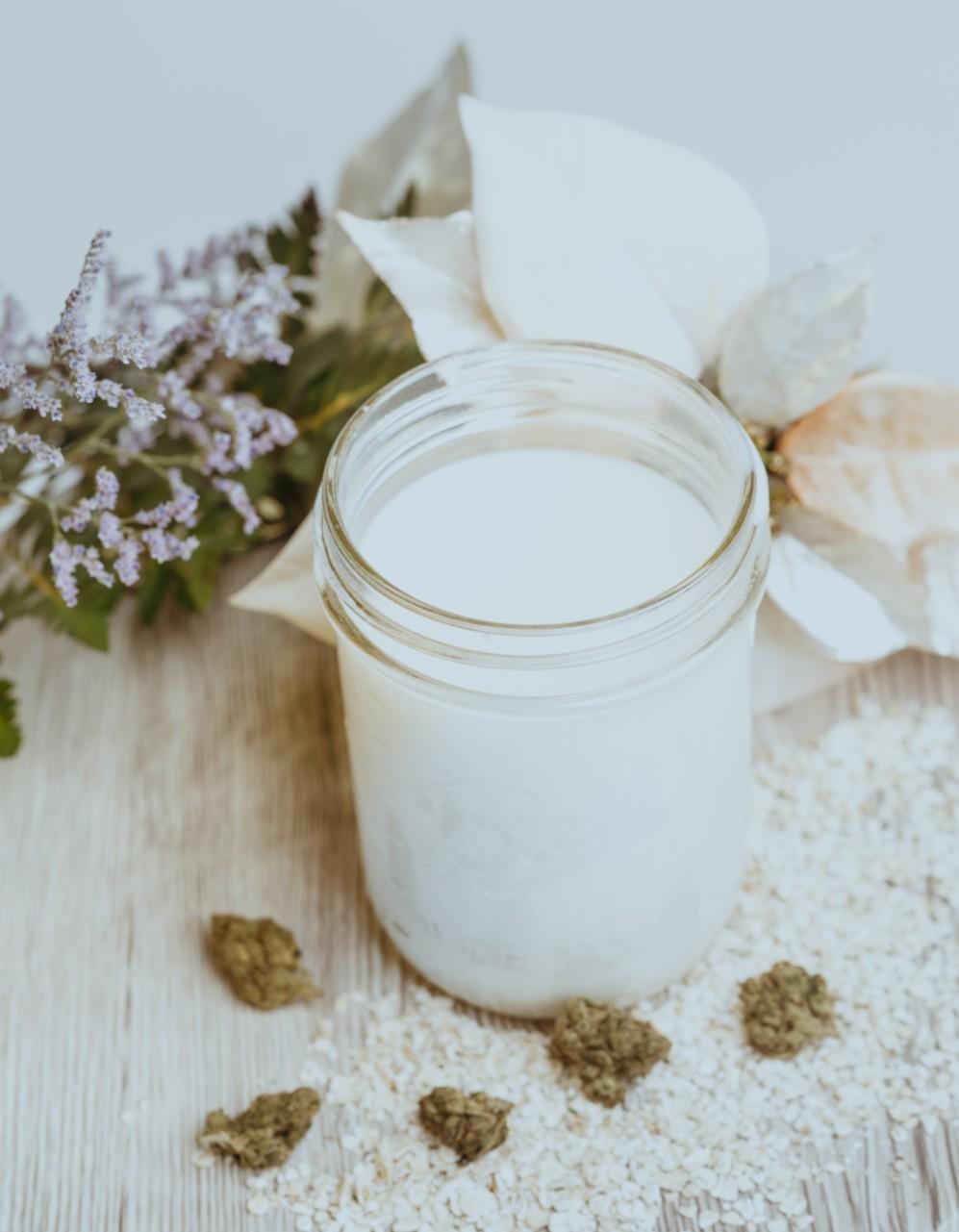 What Is Hemp Cream Made Of? photo