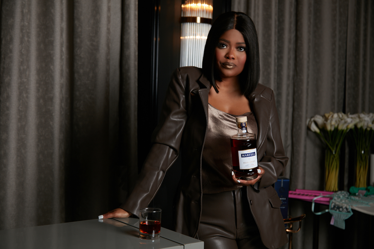 Karen Civil And Martell Cognac Create Trunks Filled With Black Girl Magic photo