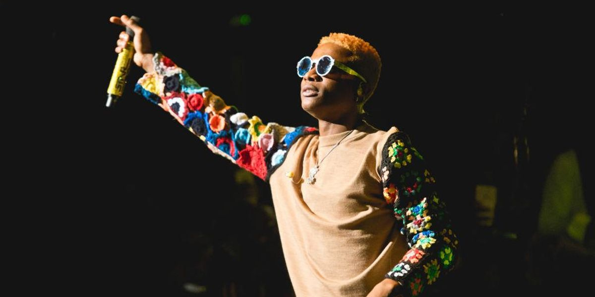 Wizkid Set To Headline Virtual Edition Of Friends Of Amstel Festival photo