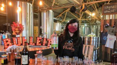 Bulleit Frontier Whiskey & Wild Heaven Beer Renew Barrel-aged Beer Partnership photo