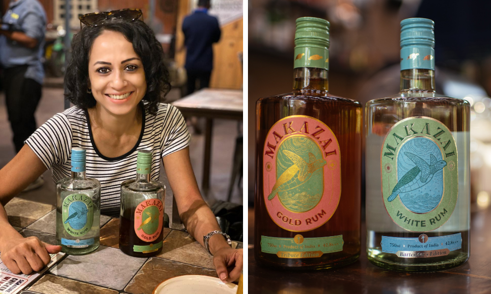 Maka Zai, The New Indian Rum And The Woman Behind It photo