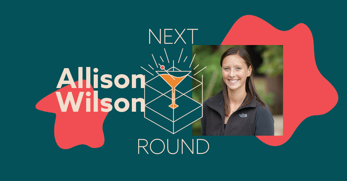 Next Round: Napa Valley Viticulturist Allison Wilson On Facing Challenging Time‪s‬ photo