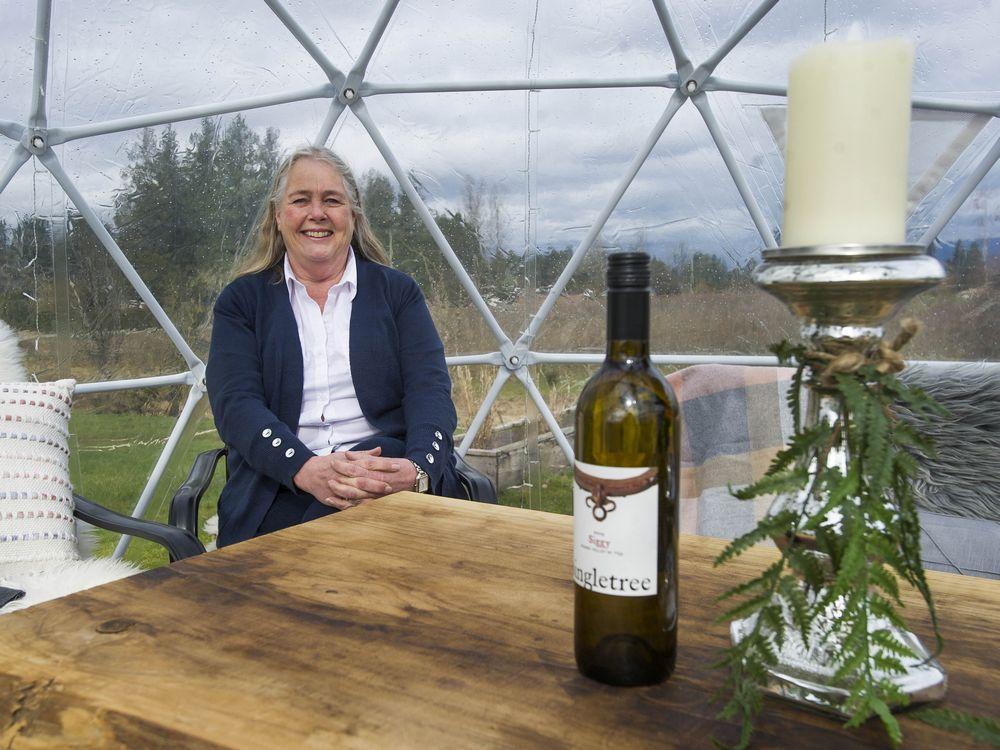 B.c. Wineries Look To Improve Market Share As Restaurant Sales Plummet photo