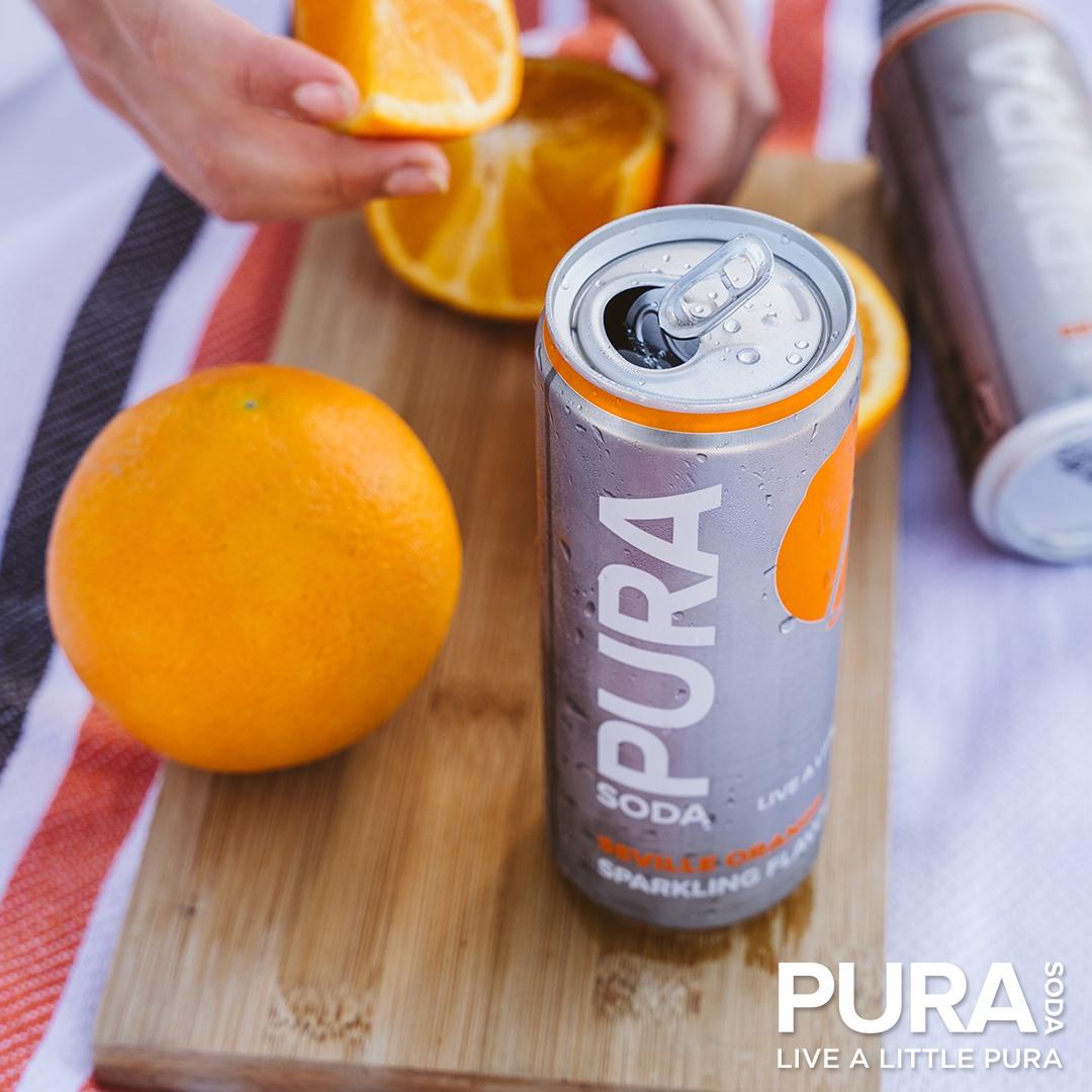 PURA Soda Expands Its Customer Base Via Amazon photo