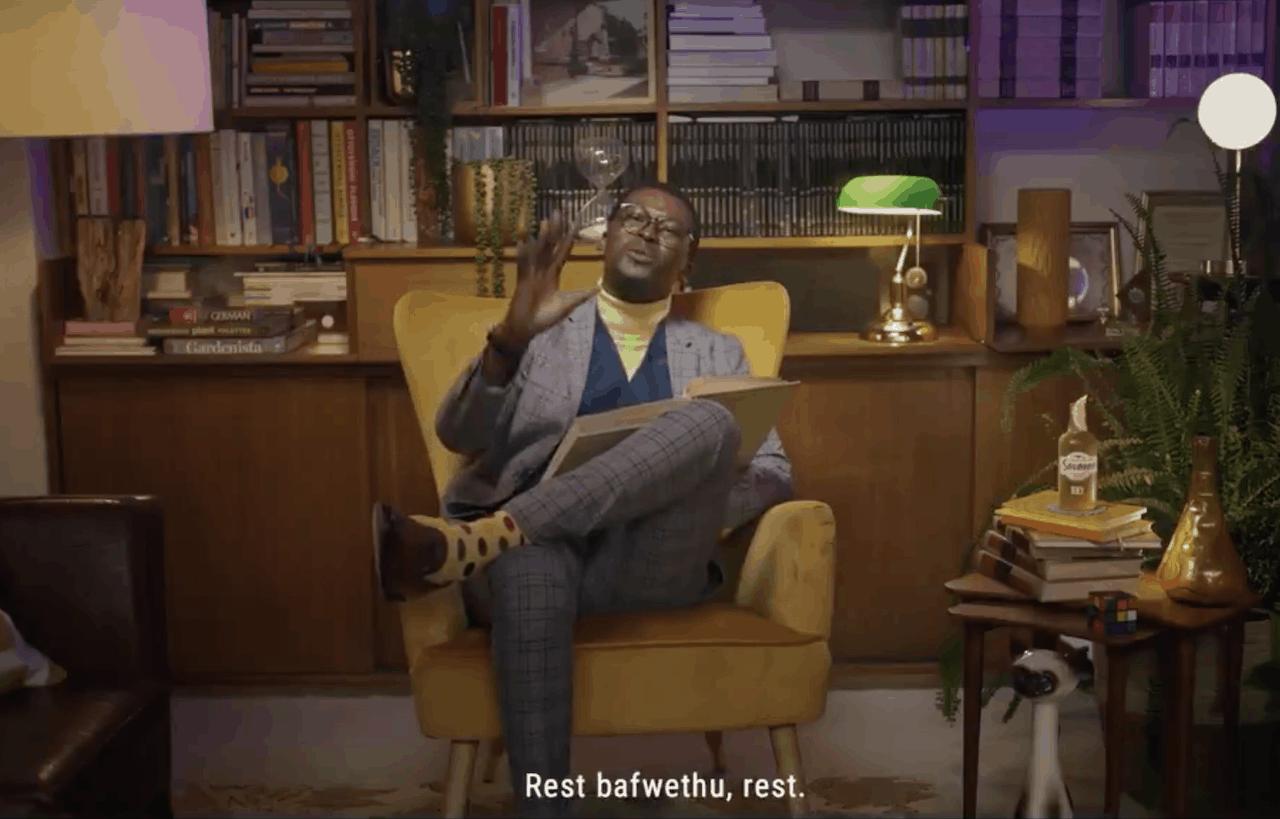 Brand Tells #savannachallenge Tweeps To Take A Rest photo