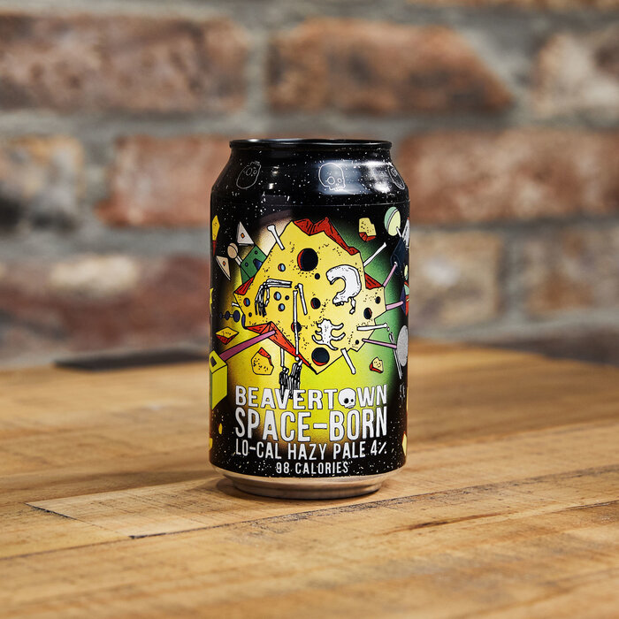 Beavertown Brewery Releases Space-born Hazy Low-cal Beer photo