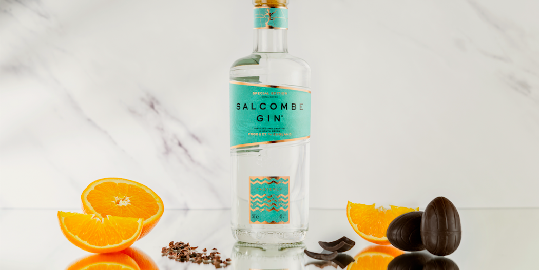 Salcombe Gin's New Easterly Gin Tastes Just Like Easter Eggs photo