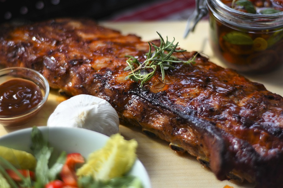 Fanta-Infused Pork Ribs photo
