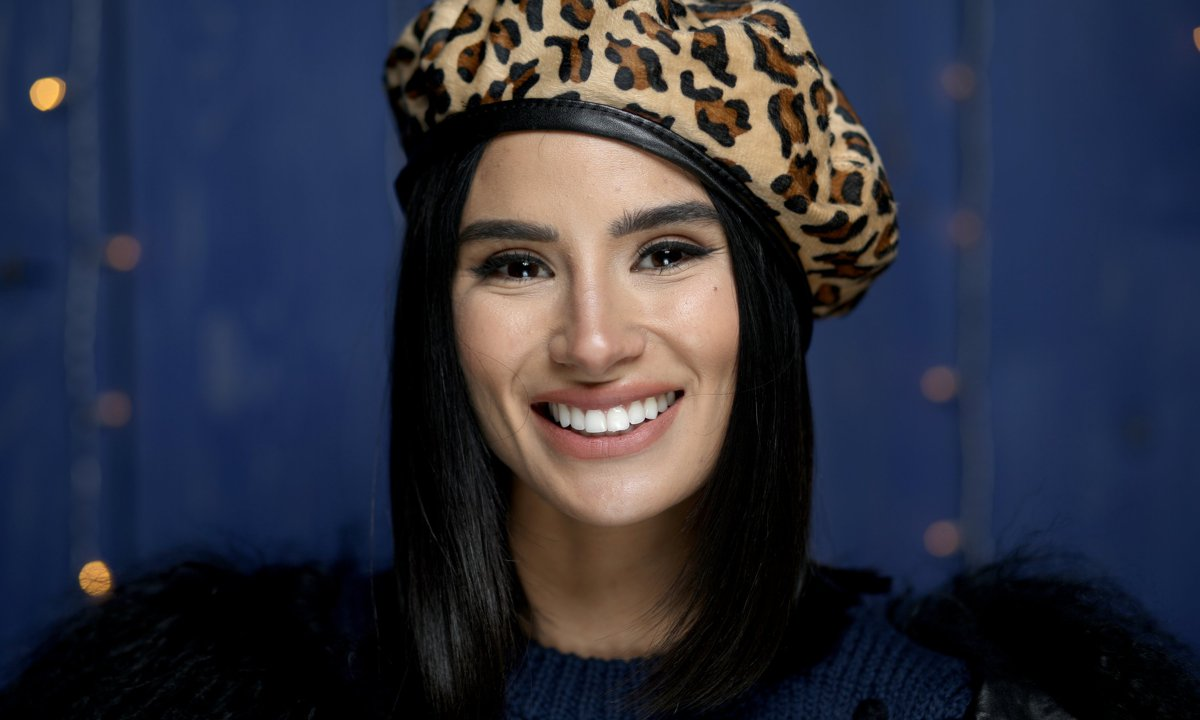 Diane Guerrero Opens Up About Inclusivity, Wellness, And Her Partnership With Smirnoff And Black Girl Ventures photo