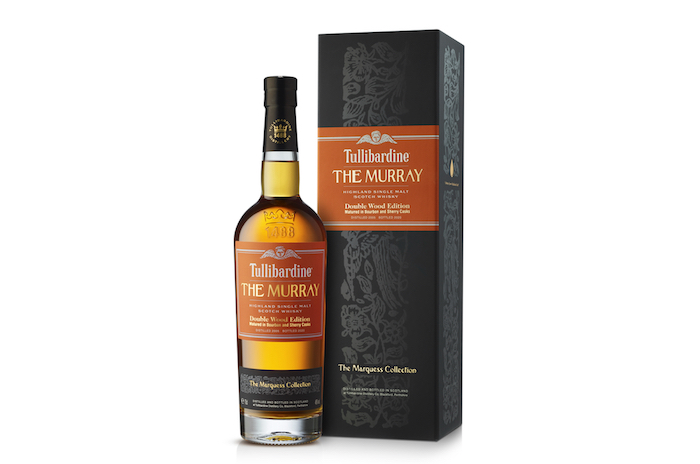 Tullibardine Adds The Murray Double Wood Edition To Its Whisky Line-up photo