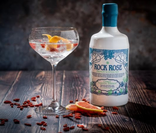 Coasting The Citrusy Flavours With Rock Rose's New Release photo