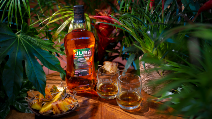 Jura Whisky Brings The Tropical To Its Island Home With New Rum Cask Finish photo