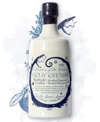 Holy Grass Vodka And Rock Rose Gin Navy Strength Named Category Winners In The World Vodka Awards & World Gin Awards photo