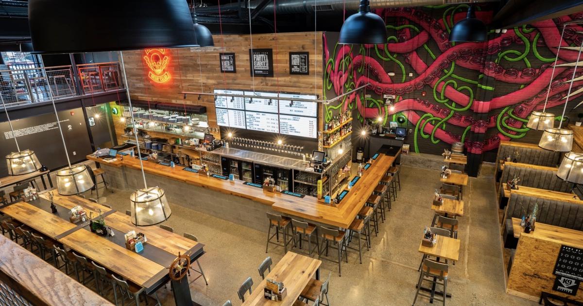 Brewdog Brewing Reopening Pendleton Location This Friday photo