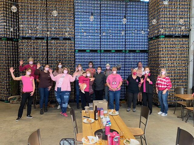 The Women Of Cannery Brewing Launching Third Annual Ceres Fundraising Beer To Help Other Ladies In The Industry photo